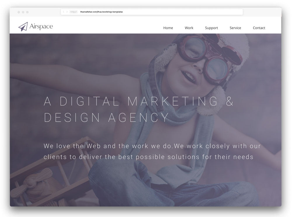 HTML5 - 62+ Best Free HTML5 Website Templates [year]