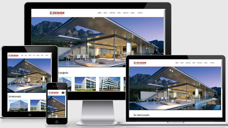 Real-Estate-Builders-Free-Responsive-Website-Templates-ADesign - 56+ Best Free Architecture HTML Website Templates [year]