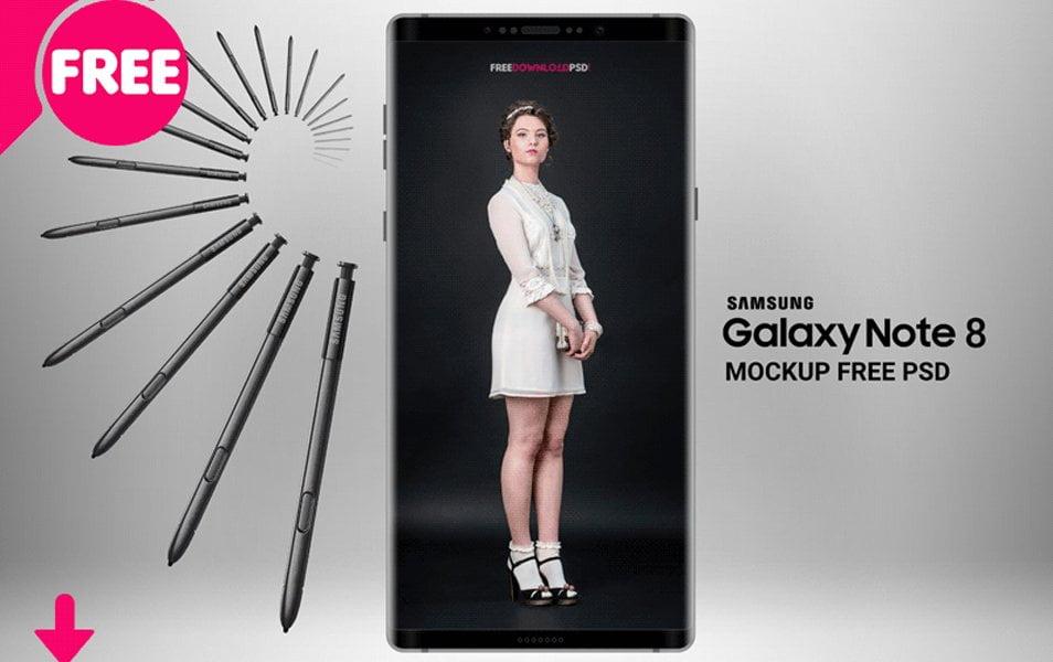 Samsung-Galaxy-Note-8-Mockup-Free-PSD-3
