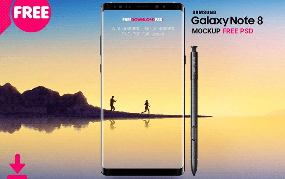 Samsung-Note-8-Mockup