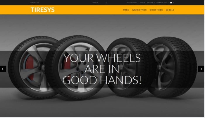 Wheels - 75+ Free Responsive Automobile HTML Template 2019