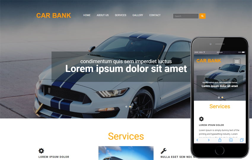 car_bank_Free10-06-2017_361853671 - 75+ Free Responsive Automobile HTML Template 2019