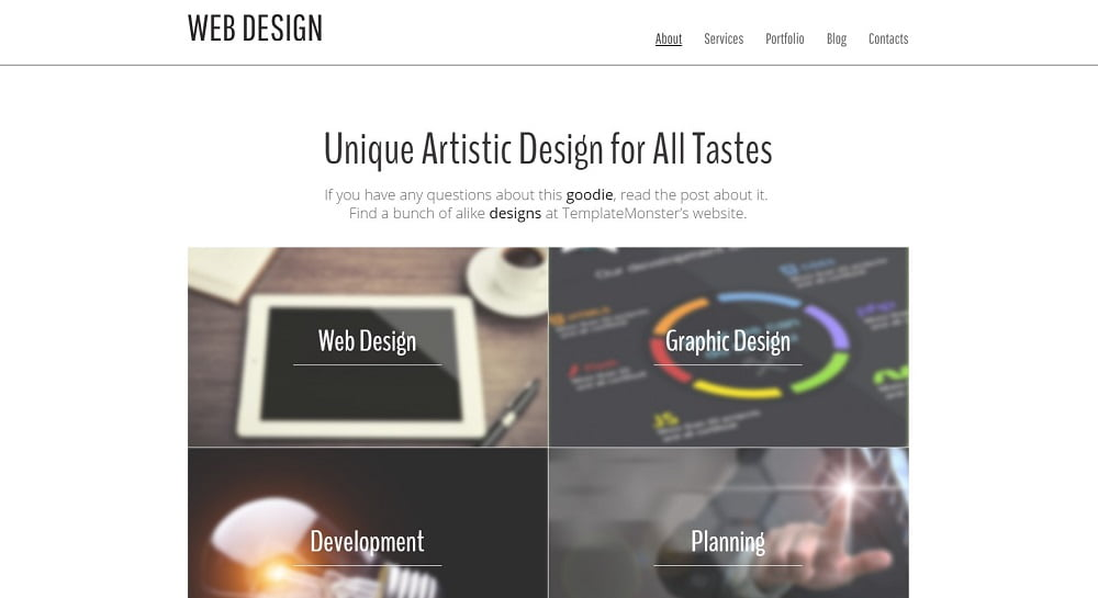 free-design-studio-website-template - Top 111+ Free Responsive HTML5 Website Templates [year]