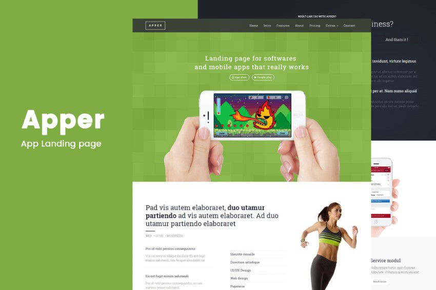html-web-template-06 - Top 111+ Free Responsive HTML5 Website Templates [year]