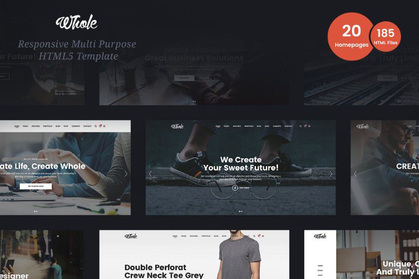 html-web-template-09 - Top 111+ Free Responsive HTML5 Website Templates [year]