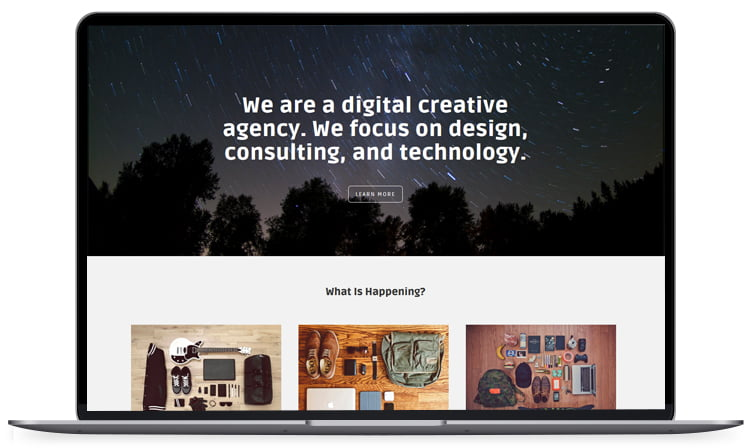 marco - 62+ Best Free HTML5 Website Templates [year]