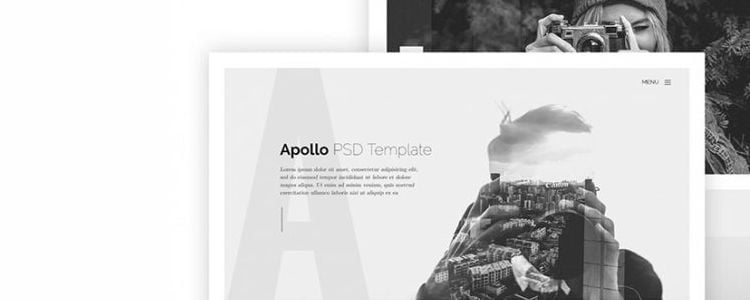 monthly-freebie-for-designers-august-2016-33 - Top 111+ Free Responsive HTML5 Website Templates [year]