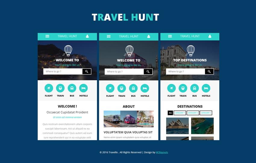 travel-hunt