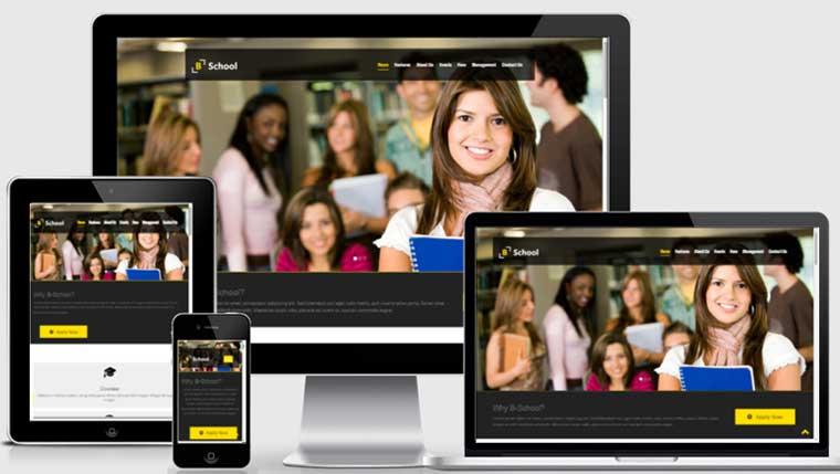 vzb - 57+ Best Free Education HTML Website Templates