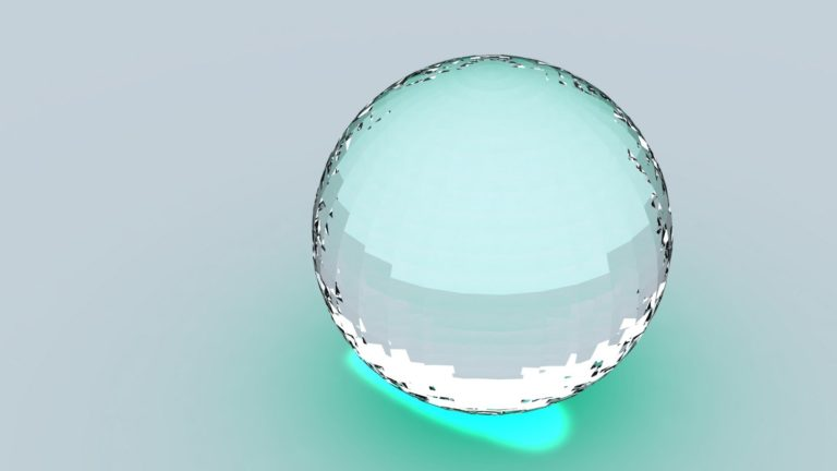 Ball-Huge-Glass-Wallpaper-768x432-1 - 125+ Free Download Full HD 3D Wallpapers [year]