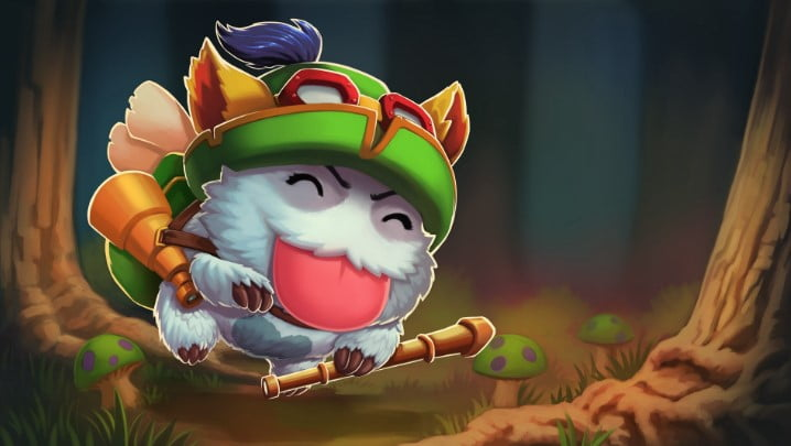 league_of_legends_poro_teemo - 125+ Free Download Full HD Gaming Wallpapers [year]