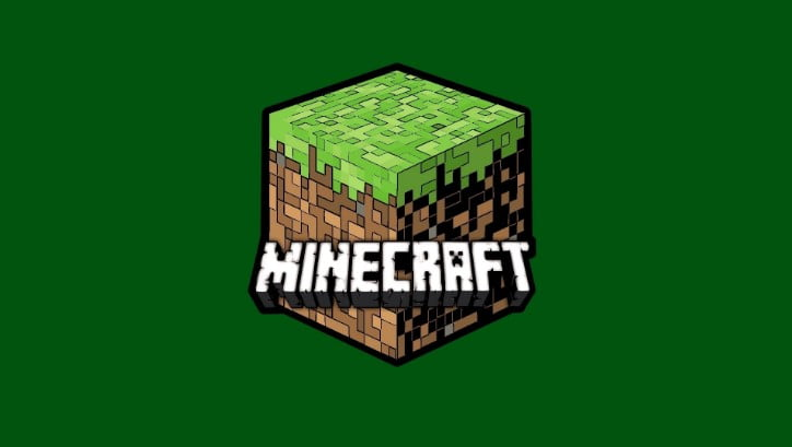 minecraft_cube_ground_name_font_ - 125+ Free Download Full HD Gaming Wallpapers [year]