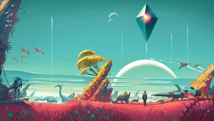 no_mans_sky_hello_games_ps4_pc - 125+ Free Download Full HD Gaming Wallpapers [year]