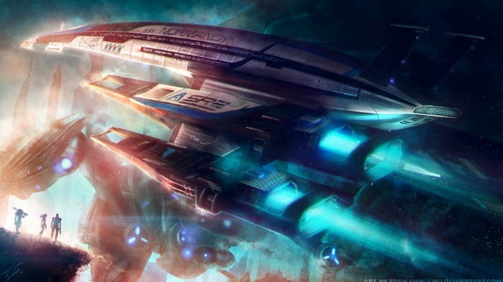 normandy_mass_effect_spaceship_92836 - 125+ Free Download Full HD Gaming Wallpapers [year]