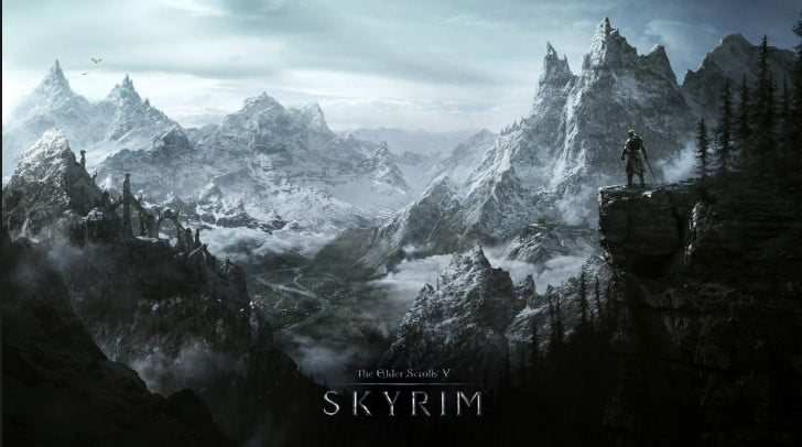 skyrim_world_rocks_winter_cold_the_elder_scrolls_v_skyrim_ - 125+ Free Download Full HD Gaming Wallpapers [year]