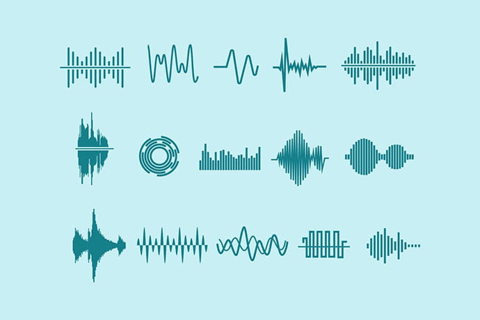 15-Audio-Waveform-Icons - 35+ Best Music & Sound Icon Sets [year]