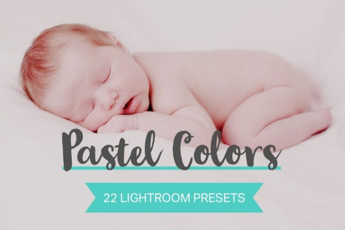 22-Pastel-Colors-Lightroom-Presets - 75+ Awesome Lightroom Creative Digital Photography [year]