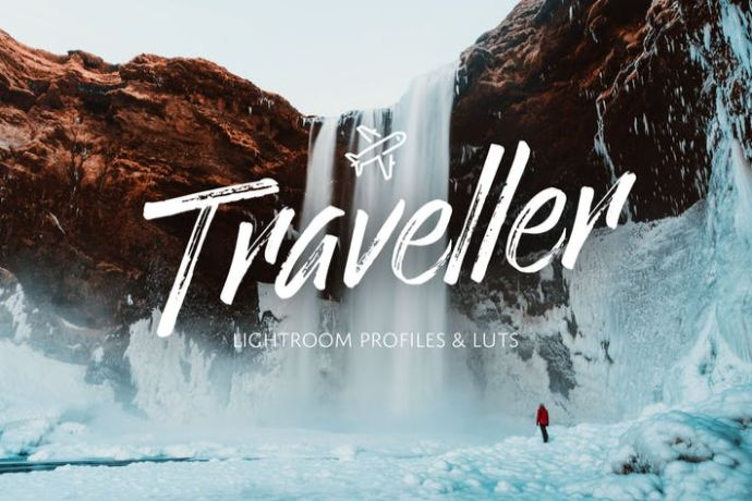 40-Traveller-Lightroom-Profiles-and-LUTs - 75+ Awesome Lightroom Creative Digital Photography [year]