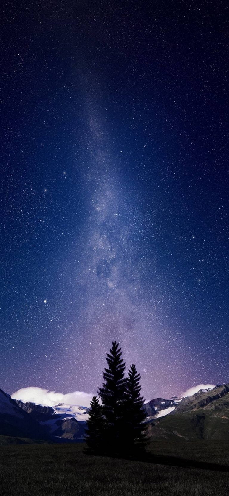 Alpine-Night-Sky-1080x2340-768x1664 - 50+ Free Xiaomi Mi CC9 Phone Wallpapers [year]