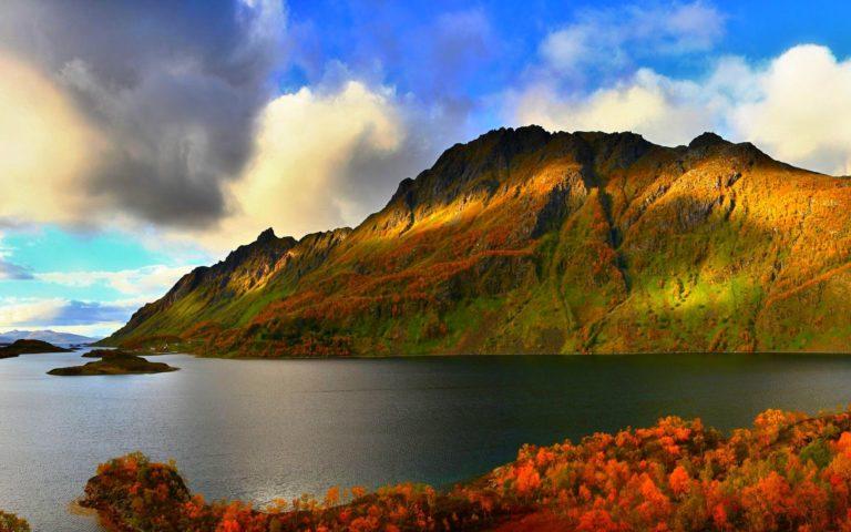 Autumn-Lake-Wallpaper-1920x1200-768x480 - 50+ Free Download Full HD Autumn Wallpapers [year]