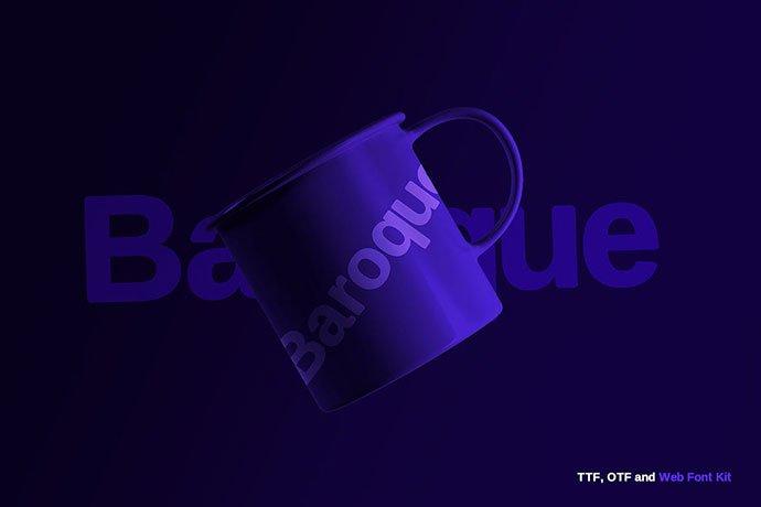 Baroque-Sans-Typeface - 35+ Effective Fonts for Brochure Design [year]