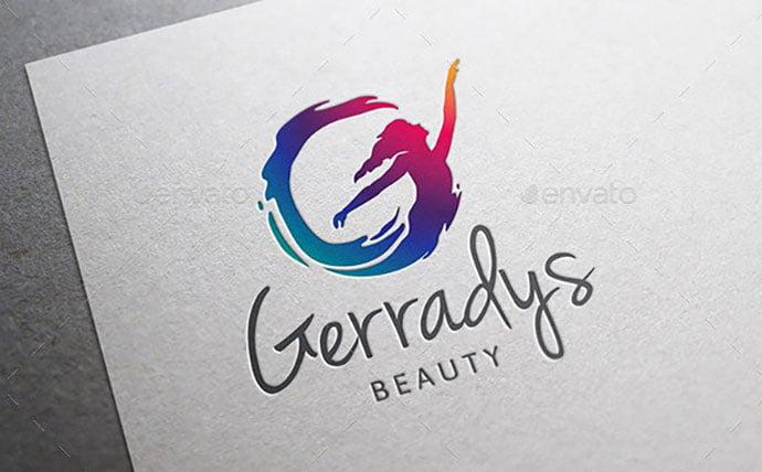 Beauty-Salon - 50+ Stunning Beauty Salon Logo Design Templates [year]
