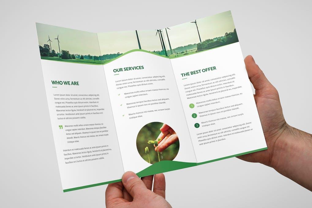 Brochure-2 - 60+ Bi-fold & Tri-fold Brochure Design Templates [year]