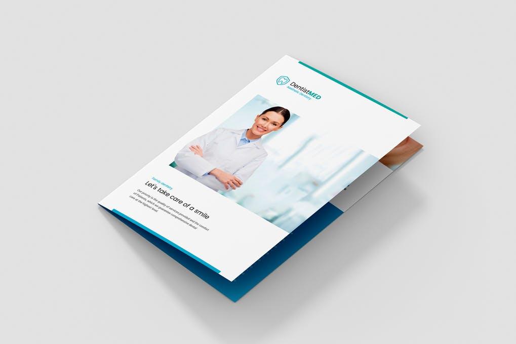 Brochure-4 - 60+ Bi-fold & Tri-fold Brochure Design Templates [year]
