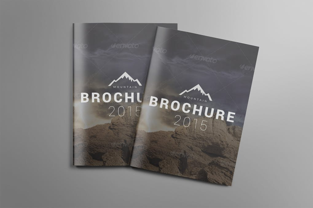 Brochure - 35 + Calm PSD & InDesign Travel Brochure Templates [year]