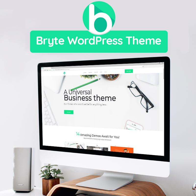Bryte-Multipurpose-Creative-Business-Elementor-WordPress-Theme - 10+ Best WordPress Blog Themes For Your Website [year]