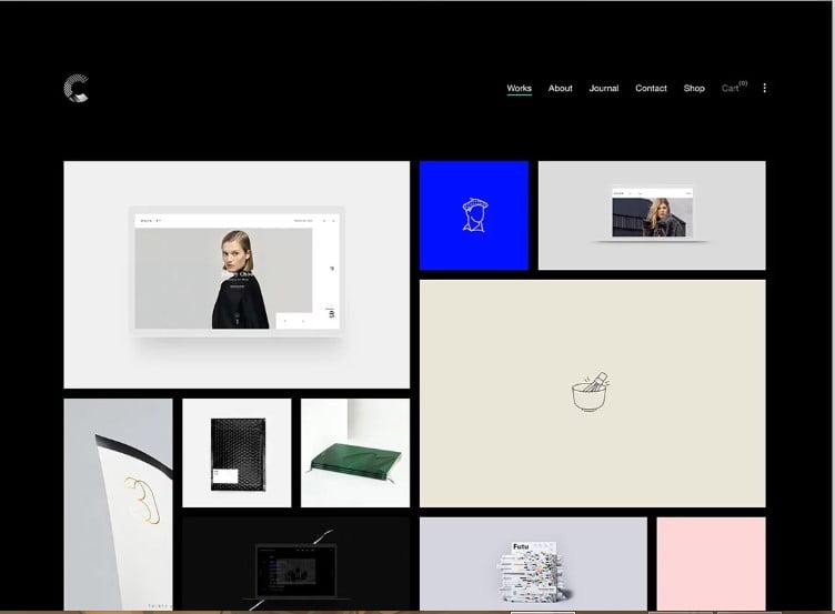 Calafate - 38+ Shiny WordPress Themes for Designers [year]
