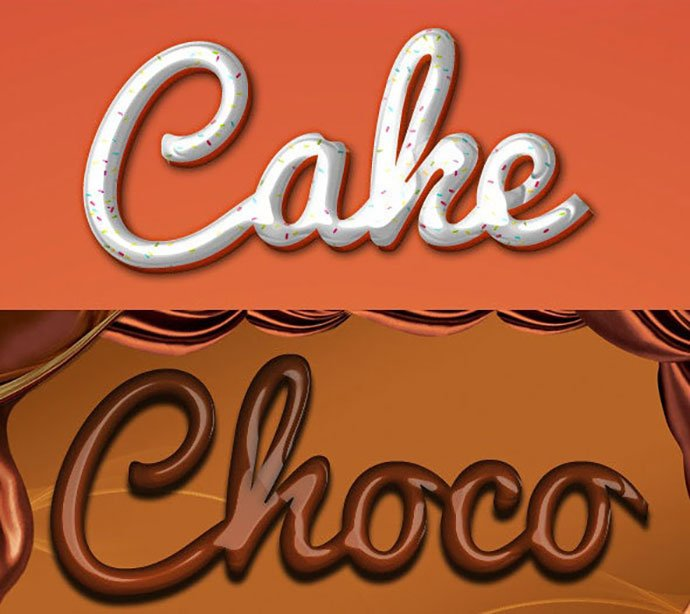 Candy-Store-Photoshop-Styles - 35+ Tasty Food & Drink Photoshop Text Effects