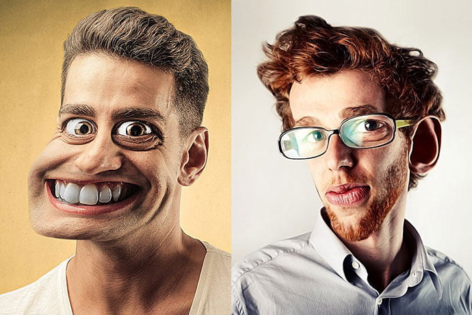 Caricature-Photoshop-Action - 30+ Comic Style Photoshop Actions [year]