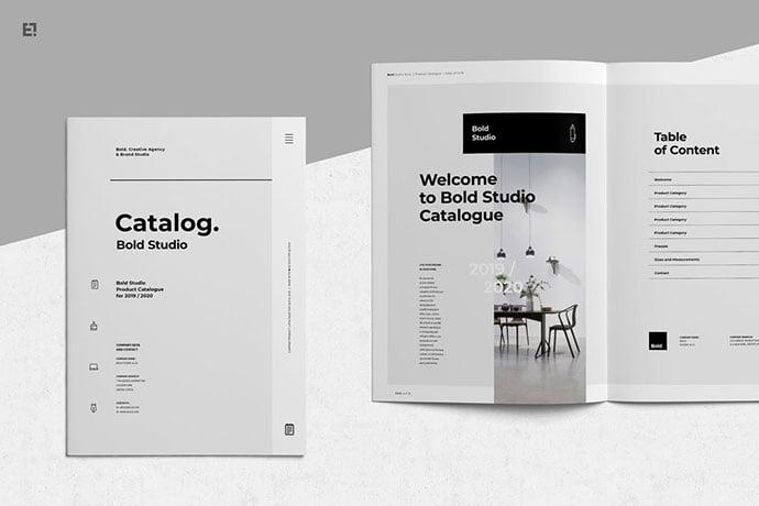 Catalog - 35+ Best Interior & Furniture Catalog Templates [year]