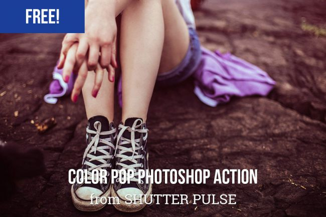 Color-Pop - 64+ FREE Amazing Photoshop Actions [year]