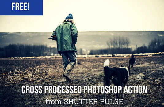 Cross-Processed - 64+ FREE Amazing Photoshop Actions [year]