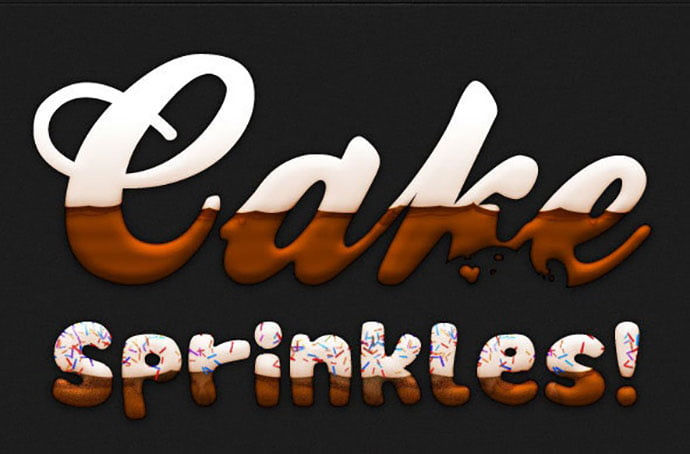 Delicious-Sweet-Cake-Layer-Styles - 35+ Tasty Food & Drink Photoshop Text Effects