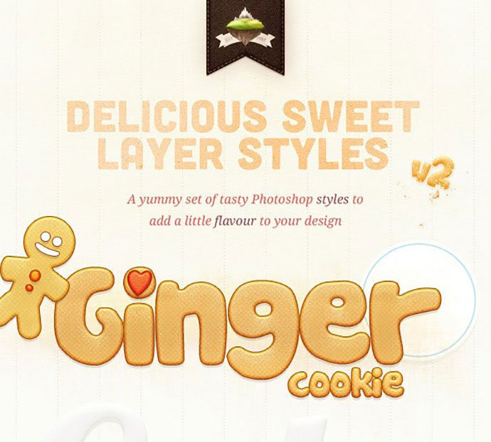 Delicious-Sweet-Layer-Styles-v2 - 35+ Tasty Food & Drink Photoshop Text Effects
