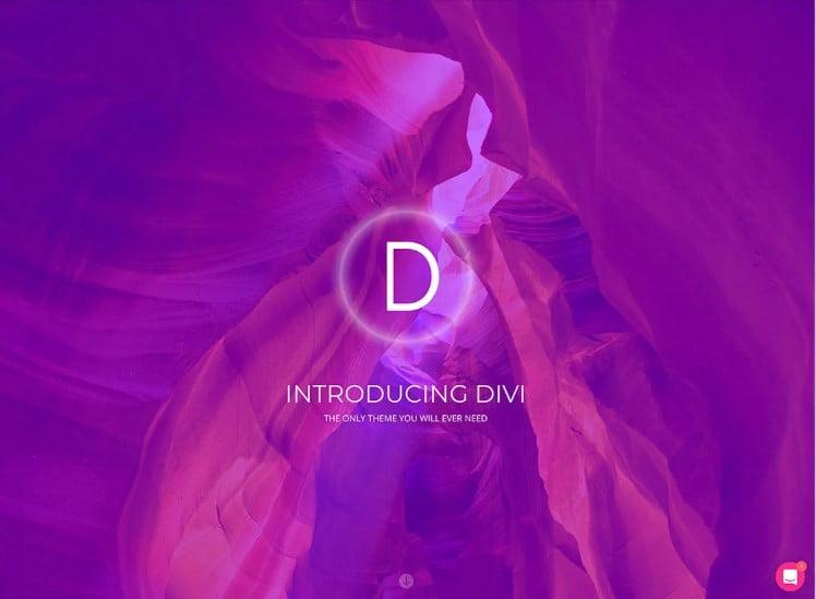 Divi - 38+ Shiny WordPress Themes for Designers [year]