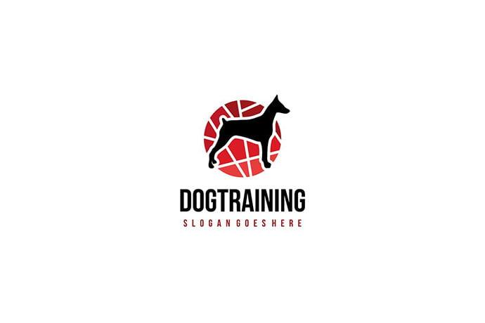 Dog - 32+ Amazing Personal Logo Design Templates [year]