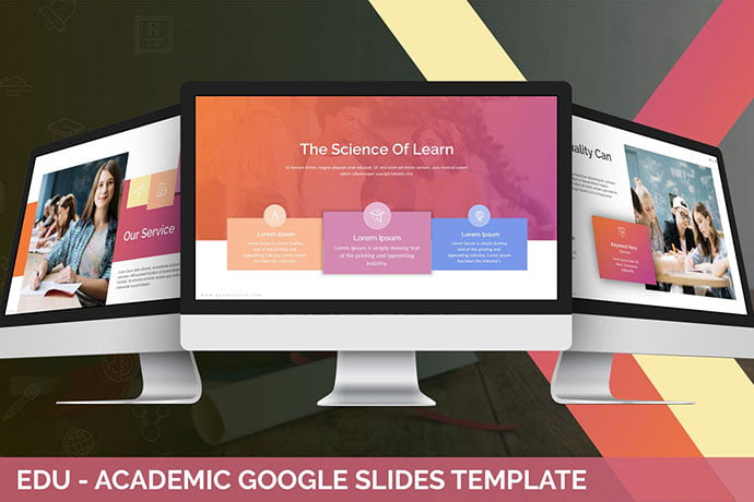 Edu - 30+ PowerPoint Templates for School or College [year]