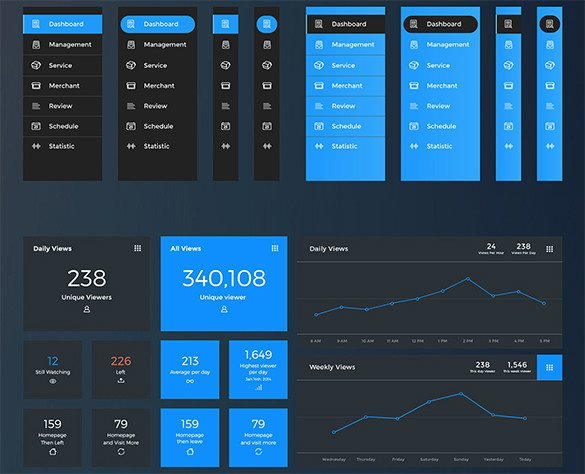 Example - 35+ Free PSD Admin Template Designs [year]