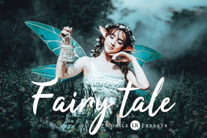 Fairytale-Mobile-Lightroom-Presets - 75+ Awesome Lightroom Creative Digital Photography [year]