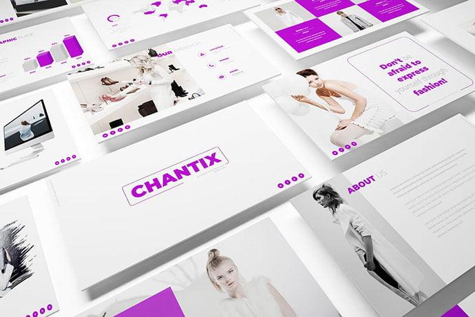Fashion - 35+ Blast of Bright PowerPoint Templates [year]
