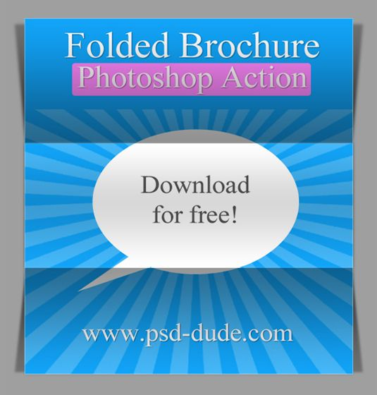 Fold-Paper - 64+ FREE Amazing Photoshop Actions [year]