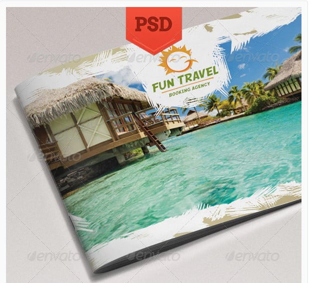 Fun-Travel-Brochure - 35 + Calm PSD & InDesign Travel Brochure Templates [year]