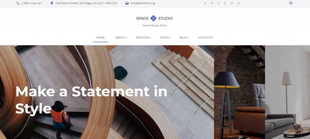 HTML-Interior-Furniture-Templates - 60+ HTML Interior & Furniture Website Templates [year]