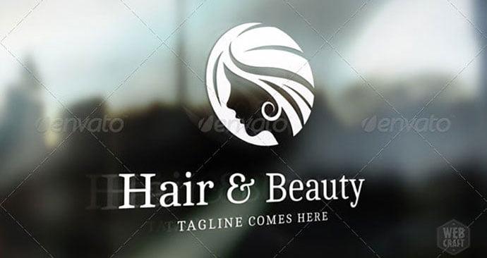 Health-Beauty-Logo-Template - 50+ Stunning Beauty Salon Logo Design Templates [year]