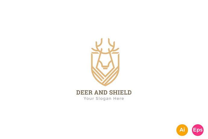 Heraldry-Logo-Design-Templates-1 - 35+ Amazing Heraldry Logo Design Templates [year]