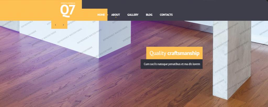 Interior-Design-3 - 60+ HTML Interior & Furniture Website Templates [year]